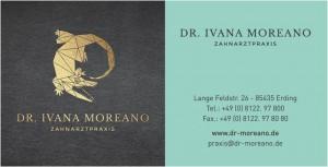 Dr. Ivana Moreano Zahnarzt Erding