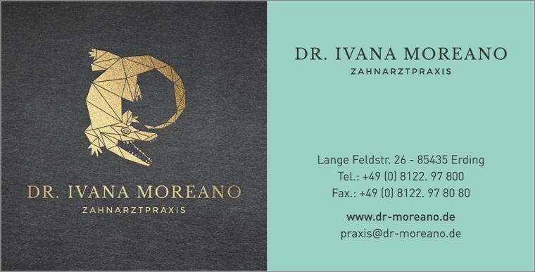 Dr Ivana Moreano Zahnarzt Erding Zahnarztpraxis Für